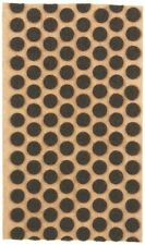"""5000 3/8"""" Brown Felt Dots Surface Protector Pad Trophy Cabinet Furniture Crafts"""