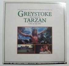 Soundtrack - Greystoke The Legend of Tarzan - John Scott - vinyl LP NM!