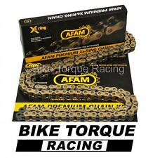 Husaberg FC550 04-07 AFAM Performance Gold Chain + Rivet Tool