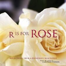 R is for Rose Parker, Carolyn Hardcover