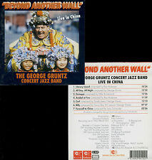GEORGE GRUNTZ CONCERT JAZZ BAND  beyond another wall  LIVE IN CHINA 93