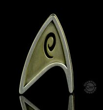 Star Trek Beyond Magnetic Operations Insignia Badge by Quantum Mechanix In Stock
