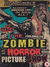 The Zombie Horror Picture Show [Unrated/DVD]Rob Zombie HKS NEW [TRAILER INSIDE]