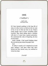 Barnes & Noble NOOK GlowLight Plus eReader Waterproof & Dustproof BNRV510