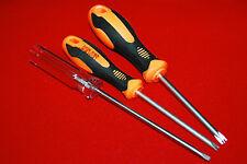 Concave, U-shaped, triangular, screwdriver A388