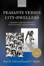 Peasants versus City-Dwellers: Taxation and the Burden of Economic Development,