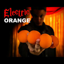 Orange Sponge Balls - Magic Tricks - New