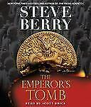 The Cotton Malone: The Emperor's Tomb Bk. 6 by Steve Berry (2010, CD, Abridged)
