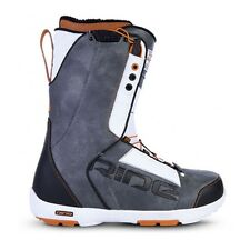 2013 Ride Triad Spdl Grey Size 10.0 Men's Snowboard Boots