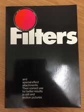 B+W Filters & Special Effects Attachments Perfect Paperback Book Photography