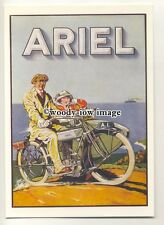 ad3522 - Ariel Motorcycles - Modern Advert Postcard