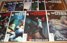 The Strain 1 Variant 2 3 4 5 6 7 8 9 10 11 Full Set 1st Prints FX TV Show