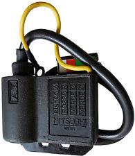 ukscooters LAMBRETTA VESPA 12V CDI UNIT BLACK NEW ELECTRONIC COIL