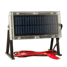 UPG 6 VOLT SOLAR PANEL DEER FEEDER 6V BATTERY CHARGER