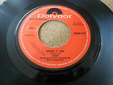SLADE, GUDBUY T JANE, 7 inch single