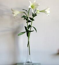 Tall 40cm Lily Vase Wedding Flower Table Centrepiece Party Decoration