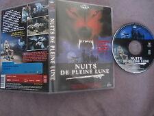 Nuits de pleine lune de Clive Turner avec John Ramsden, DVD, Horreur