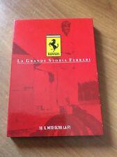 LA GRANDE STORIA FERRARI nr 10 Il Mito Oltre la F1  DVD