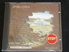 SPYRO GYRA Breakout CD