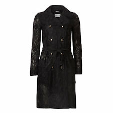 EMILIO PUCCI LACE TRENCH COA/DRESS