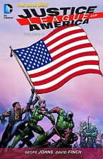 Justice League of America Vol 1: World's Most Dangerous by Johns & Finch HC 2013