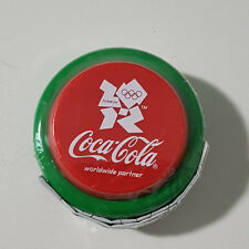 COCA COLA COKE YOYO OLYMPICS RED GREEN LONDON 2012 SEALED IN PLASTIC!