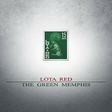 LOTA RED - The Green Memphis CD  Rockabilly Country Psychobilly Americana