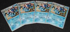 4x Greninja 40/122 World Championship NEAR MINT PROMO Pokemon Cards