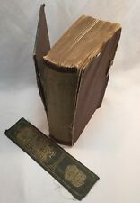 Antique 1867 1st Ed BEYOND THE MISSISSIPPI By AD Richardson  Illus Rare Find!