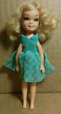 "Uneeda Tiny Teen Mini Doll 5"" Tea Time 1967 Topper Dawn Dolly Darling Clone"