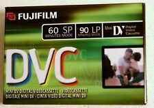 Fujifilm DVC Mini DV Video Cassette 60 Min SP mode 90 Min LP Mode