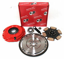 AUTOCOM Stage 3 Rigid Clutch Kit 302F-72020 Steel Flywheel D15 D16 SOHC