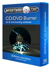 Dvd Quemador De Cd Burning copia crear respaldo Clon editar Ripper Software Suite