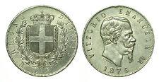 pcc1635_1) Regno Vittorio Emanuele II lire 5 scudo 1876