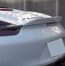 Porsche Boxster 981 GTS S Ducktail Rear Wing Spoiler (PAINTED)
