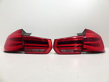 GENUINE BMW 3er F30 FACELIFT EU 2015- REAR LIGHTS TAIL LIGHTS COMPLETE SET OF 4