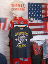 GENUINE GAS MONKEY T SHIRT (NEW) SIZE  MEDIUM (WE ARE IN THE UK)