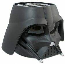 Star Wars Toaster Disney Darth Vader Helmet Black Bread Kitchen Appliance Gift