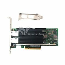 X540-T2 10GB PCIe 2.0 8xEthernet Network Server Adapter Dual Port RJ45 Interface