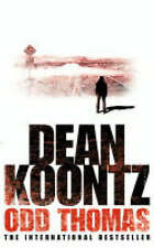 DEAN KOONTZ ___ ODD THOMAS ___ SHOP SOILED __ FREEPOST UK