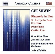 Rhapsody in Blue Strike Up the Band Overture, New Music