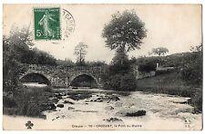 CPA 23 - CROZANT (Creuse) - 70. Le Pont du Diable