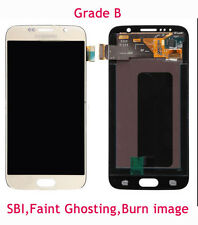 Gold LCD Screen Touch Digitizer for Samsung Galaxy S6 G920A G920T G920R4 G920W8