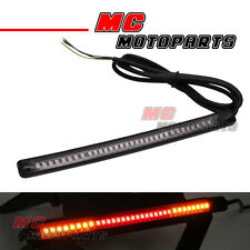 20cm Rear LED Integrated Indicator & Brake LED Strip Bar Light For Honda Suzuki