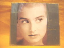 MAXI Single CD SINEAD O' CONNER Don't Cry For Me Argentina 3TR 1992 alt pop rock