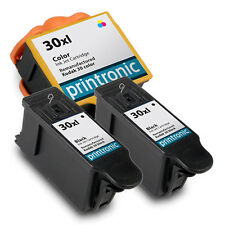 3 Pack Kodak 30XL Combo Ink Cartridge for ESP 3.2 C110 C310 C315 2150 2170