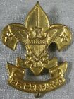 Vintage 1910's-30's BSA 1911 Be Prepared Boy Scouts of America Pin