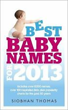 Best Baby Names for 2013-ExLibrary