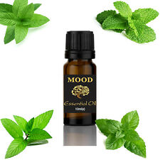 Peppermint Essential Oil 100% Natural 10ml Aromatherapy FREE UK P&P