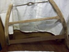 vintage bow saw